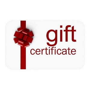 Pinups Vintage Gift Certificate : Online Shopping or In Salon